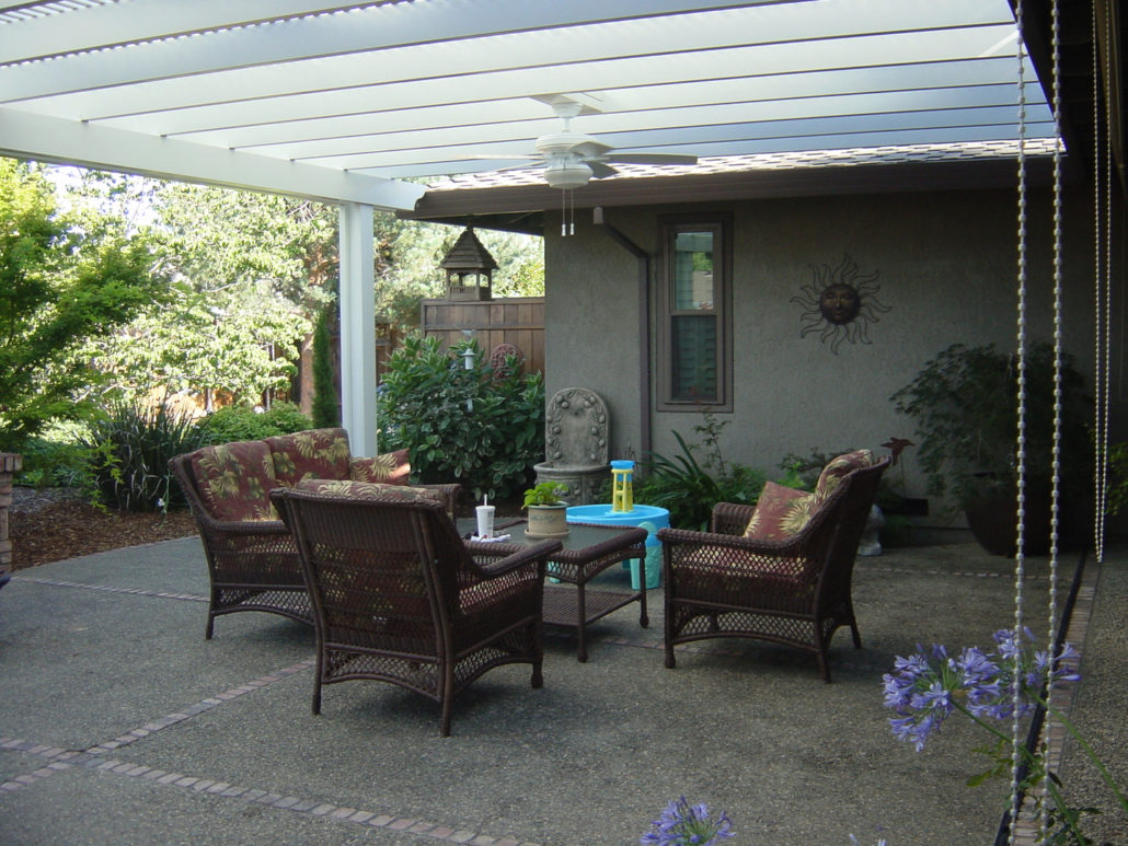 Patio Cover Project Gallery